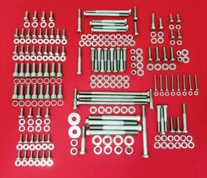 1996 2001 Ford 302 Efi 5 0l Stainless Steel Engine Hex Bolt Kit Set