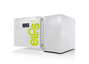 Laboratory Egg Biological Incubator Elos B55f forced Air Convection 1 9cuft