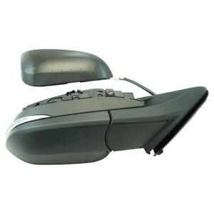 Exterior Power Heated Mirror With Blind Spot Detection Turn Signal Rh For Suv
