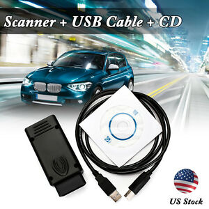 1 4 0 Programmer V1 4 Diagnostic Scan Interface Scanner Fit Bmw E38 E39 E46 Us