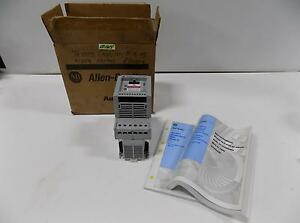 Allen Bradley Series C Variable Speed Drive 1hp 160 aa04nsf1p1 Nib