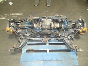 Jdm Nissan Skyline R34 Gtr Rear Differential Subframe Brembo Brake Kit R34 Gtr