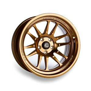 Cosmis Racing Xt 206r 18x9 5 10mm 5x114 3 Hyper Bronze 1 Wheels rims