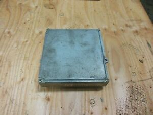 Honda Ecu Automatic Prelude Accord 37820 Pcf J51 Jdm Ecu H23a Blue Top Vtec Ecu