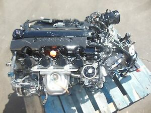 2006 2011 Honda Civic 1 8l Vtec Engine Manual Transmission Spfm Jdm R18a Engine