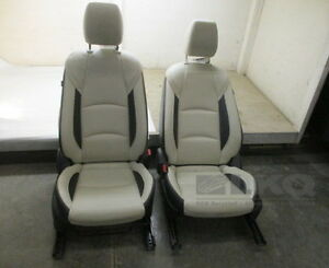 14 15 16 Mazda 3 Pair Leather Front Seats W Airbags Oem Lkq