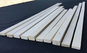 Premium American Holly Cutoffs Thins Lumber 10 pc 1 4 3 8 t X 24 36 l Kd