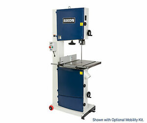 Rikon 10 370 18 2 1 2hp Wood Metal Bandsaw W Fence free Ship New In Box