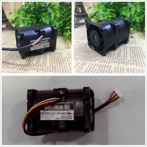 Dc 12v 1a 40cm Car Vehicles Electric Turbo Double Fan Boost Intake Supercharger