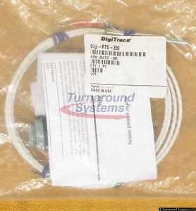 Tyco Digi rtd 200 Temperature Sensor New