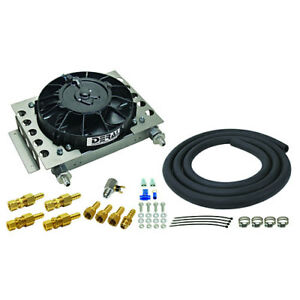 Derale 13950 Atomic Cool Transmission Cooler Kit
