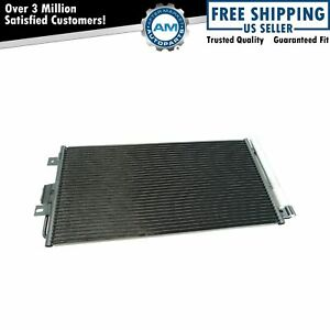 Ac Condenser A c Air Conditioning With Receiver Dryer For Fiat 500 Brand New
