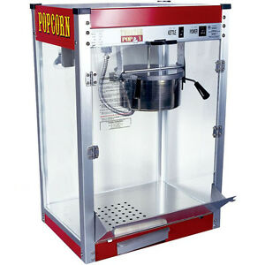 Paragon Theater Pop 8 Ounce Popcorn Machine Made In Usa