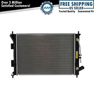 Radiator Assembly Plastic Tank Aluminum Core For Forte Soul Elantra New