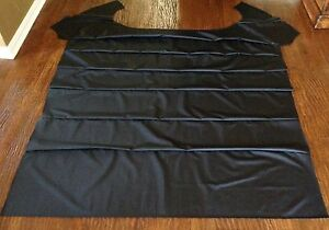 1950 1951 Ford Coupe Black Tier Vinyl Headliner All Pre Sewn New In Stock