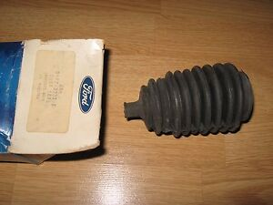 Nos 1971 1972 Ford Pinto Front Suspension Dust Seal Oem
