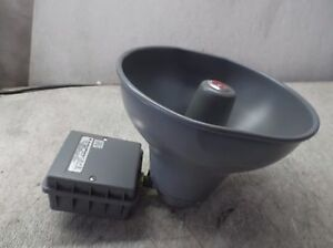 Federal Signal Am302 Autio Master Speaker Divice New Old Stock