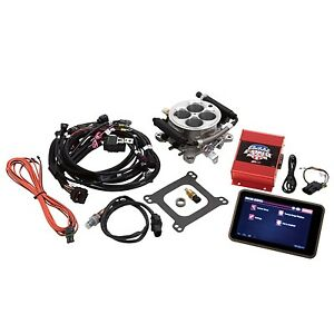 Edelbrock 3600 E Street Universal Fuel Injection System New