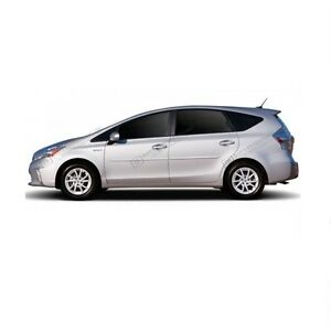 Dawn Ent Painted Body Side Molding For 2012 2016 Toyota Prius V 040