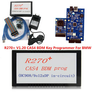 Portable R270 V1 20 Car Cas4 Bdm Ecu Key Diagnostic Programmer Tool Kit For Bmw