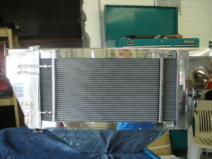 1957 Chevy Ls Engine Stainless Radiator Support Assembly