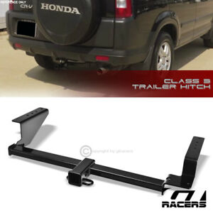 Class 3 Trailer Hitch Receiver Rear Bumper Tow 2 For 2002 2006 Honda Crv Cr V