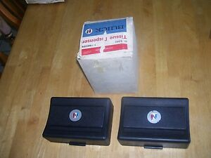 1960 s 70 s Nos Factory Buick Tissue Dispensers
