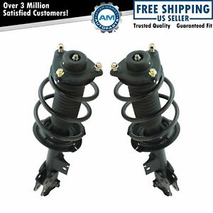 Loaded Quick Complete Strut Spring Mount Assembly LH /& RH Front Pair for 300