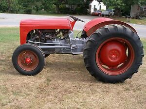 Good Used To30 Ferguson 2 Wheel Drive Tractor