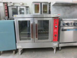Vulcan Vc4gd Commercial Restaurant Single Convection Oven Nat Gas