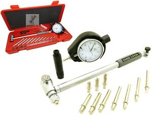 New Engine Cylinder 2 To 6 Dial Bore Gauge Gage Indicator Resolution 0 0005