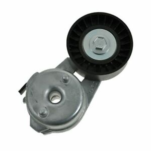 Serpentine Belt Tensioner With Pulley For Jeep Grand Cherokee Wrangler 4 0l