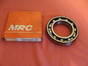Nos Mrc 218s H502 Steel c3 abec 1 Bearing 90mm X 160mm X 30mm made In Usa