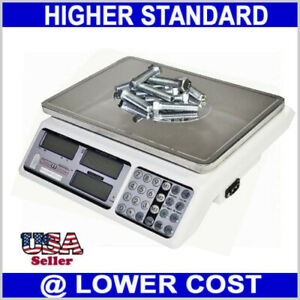 30 Kgs 1g Professional Counting Scale Digital Industrial Warehouse Factory Use