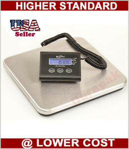 150 Lbs Weight Digital Industrial Floor Shipping Scale Carton Parcel Weighing