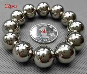 Selling Strong Rare Earth Neodymium Sphere Magnets Cube Ball N42 Diameter 15mm