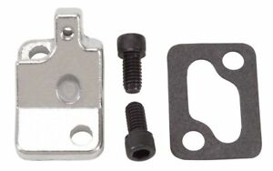 Edelbrock 8901 Replacement Heat Choke Block Off Plate Sbc Intakes