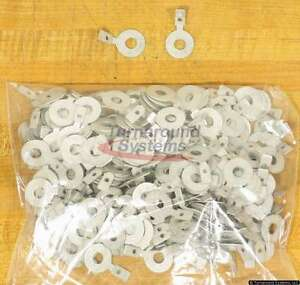 Zierick 899 265 Tab Washers Lots Of 250 New