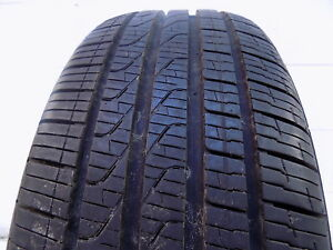 Used P205 55r16 91 V 7 32nds Pirelli Cinturato P7 All Season Run Flat