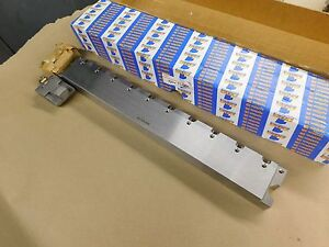 System 3r Model 3r 239 420 Wire Edm Table Ruler 420mm X 60mm X 30mm