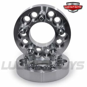2 Wheel Adapters 5x4 5 Or 5x4 75 To 5x5 1 25 Spacers