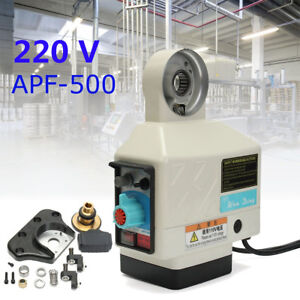 X Axis Power Feed Milling Automatic Table Bridgeport Other Knee Mills Fits