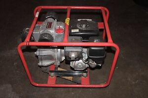 Multiquip Mq Qp 3th 3 Honda Gas Centrifugal Trash Pump