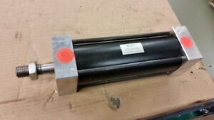 Control Line Cxd 050049 Pneumatic Cylinder 2 1 2 Bore Oal 12 To 18 6 Stroke