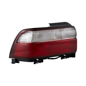 For Toyota Corolla 1996 1997 Tyc 11 3056 00 Driver Side Replacement Tail Light