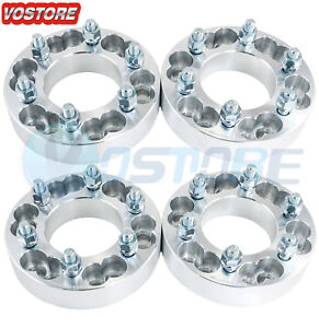 4 1 5 Wheel Spacers Adapters 6x135 Or 6x5 5 Changes To 6x5 For Ford F150