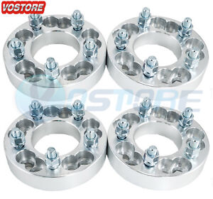 4 1 25 Inch Wheel Spacers Converts 5x4 5 Or 5x4 75 To 5x112 Adapters 32mm