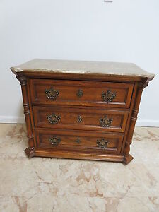 Antique Bachelor Chest For Sale