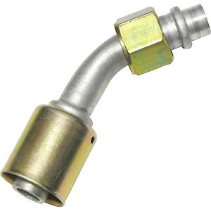 A C Fitting Beadlock Female O Ring Step Up Down 45 Degree 6 Nut 8 Hose Bl1315
