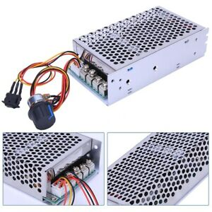 10 50v 100a 5000w Reversible Dc Motor Speed Controller Pwm Control Switch Topq